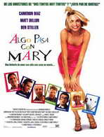 There's Something about Mary - 27 x 40 Movie Poster - Spanish Style A