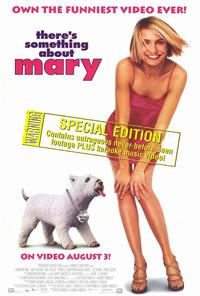 There's Something about Mary - 27 x 40 Movie Poster - Style B