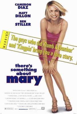 There's Something about Mary - 27 x 40 Movie Poster - Style A