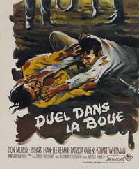 These Thousand Hills - 27 x 40 Movie Poster - French Style A