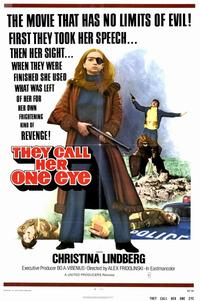 They Call Her One Eye - 11 x 17 Movie Poster - Style A