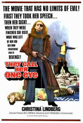 They Call Her One Eye - 27 x 40 Movie Poster - Style A
