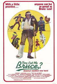 They Call Me Bruce? - 27 x 40 Movie Poster - Style B