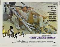 They Call Me Trinity - 30 x 40 Movie Poster UK - Style A