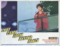 They Came from Beyond Space - 11 x 14 Movie Poster - Style A