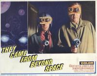 They Came from Beyond Space - 11 x 14 Movie Poster - Style B