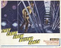 They Came from Beyond Space - 11 x 14 Movie Poster - Style C