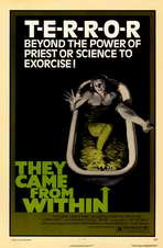 They Came from Within - 27 x 40 Movie Poster - Style A