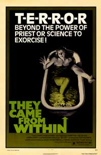 They Came from Within - 11 x 17 Movie Poster - Style A