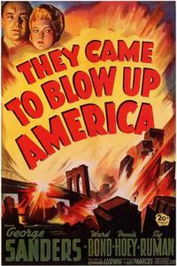 They Came to Blow Up America - 11 x 17 Movie Poster - Style A