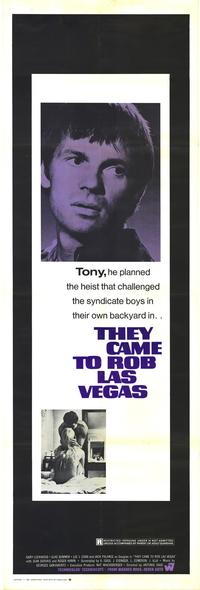 They Came to Rob Las Vegas - 11 x 17 Movie Poster - Style A