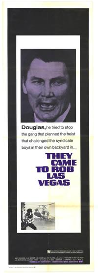 They Came to Rob Las Vegas - 11 x 17 Movie Poster - Style D