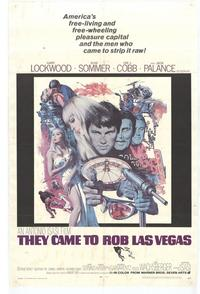 They Came to Rob Las Vegas - 11 x 17 Movie Poster - Style E