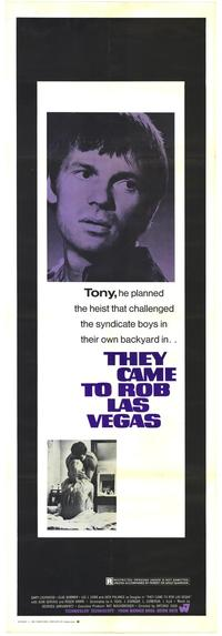 They Came to Rob Las Vegas - 27 x 40 Movie Poster - Style B