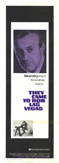 They Came to Rob Las Vegas - 27 x 40 Movie Poster - Style C