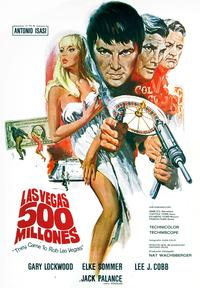 They Came to Rob Las Vegas - 27 x 40 Movie Poster - Italian Style A