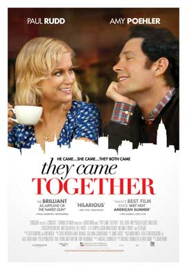 They Came Together - 11 x 17 Movie Poster - Canadian Style A