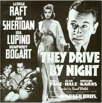 They Drive by Night - 11 x 14 Movie Poster - Style A