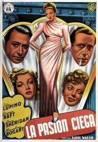 They Drive by Night - 27 x 40 Movie Poster - Spanish Style F