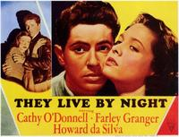 They Live by Night - 11 x 14 Movie Poster - Style B