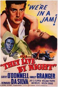 They Live by Night - 11 x 17 Movie Poster - Style C