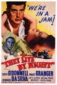 They Live by Night - 27 x 40 Movie Poster - Style C