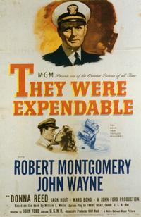 They Were Expendable - 11 x 17 Movie Poster - Style C