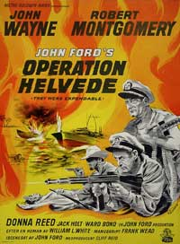 They Were Expendable - 11 x 17 Movie Poster - Danish Style A