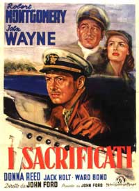 They Were Expendable - 11 x 17 Movie Poster - Italian Style A