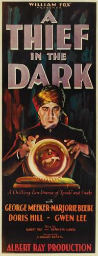 Thief in the Dark - 11 x 17 Movie Poster - Style A
