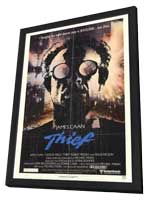 Thief - 11 x 17 Movie Poster - Style A - in Deluxe Wood Frame