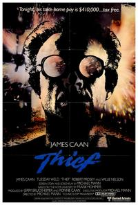 Thief - 43 x 62 Movie Poster - Bus Shelter Style B