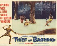 Thief of Baghdad - 11 x 14 Movie Poster - Style A