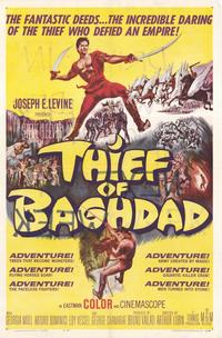 Thief of Baghdad - 27 x 40 Movie Poster - Style A
