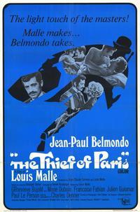 Thief of Paris - 11 x 17 Movie Poster - Style A