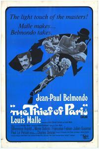 Thief of Paris - 27 x 40 Movie Poster - Style A