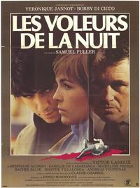 Thieves After Dark - 47 x 62 Movie Poster - French Style A