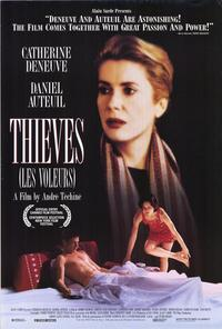 Thieves (Les Voleurs) - 27 x 40 Movie Poster - Style A