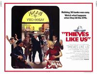 Thieves Like Us - 11 x 14 Movie Poster - Style A