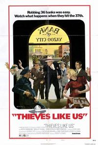 Thieves Like Us - 27 x 40 Movie Poster - Style A