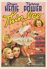 Thin Ice - 11 x 17 Movie Poster - Style C