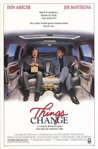 Things Change - 27 x 40 Movie Poster - Style A