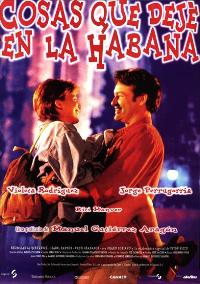 Things I Left in Havana - 27 x 40 Movie Poster - Spanish Style A