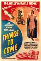 Things to Come - 11 x 17 Movie Poster - UK Style B
