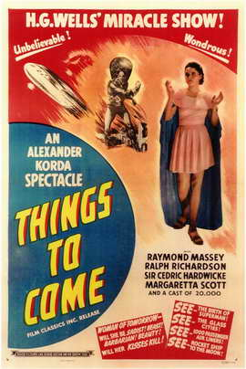 Things to Come - 11 x 17 Movie Poster - Style A