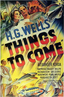 Things to Come - 11 x 17 Movie Poster - Style D