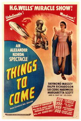 Things to Come - 27 x 40 Movie Poster - Style A