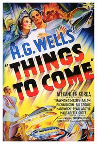Things to Come - 27 x 40 Movie Poster - Style B