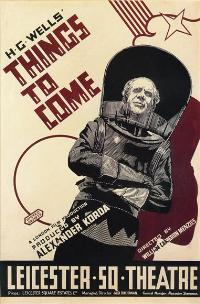 Things to Come - 27 x 40 Movie Poster - UK Style A