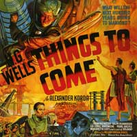 Things to Come - 30 x 30 Movie Poster - Style A